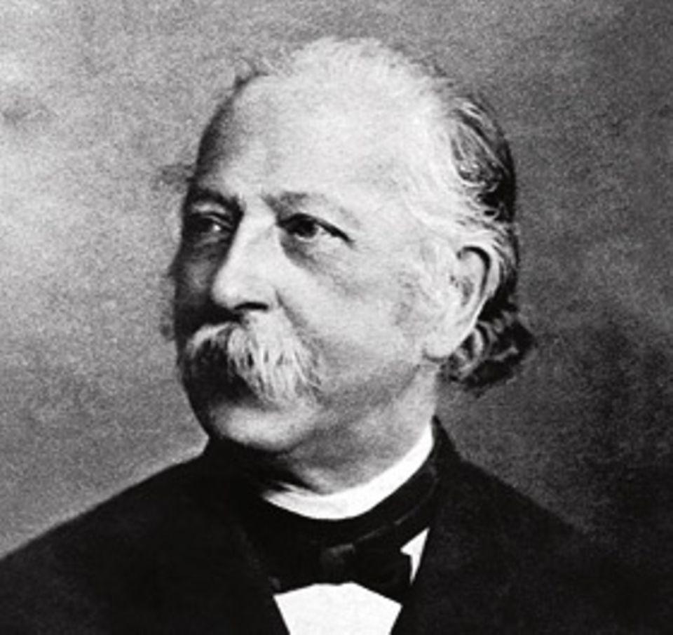 GEO EPOCHE KOLLEKTION: Der gelernte Apotheker Fontane (1819–1898) ist der bedeutendste deutsche Autor des Realismus