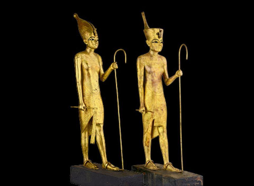 GEO EPOCHE EDITION: Bewahrer des Universums: Ägyptens Meister erschaffen beeindruckende Figurinen, Statuen, Skulpturen. Die Werke erfüllen eine wichtige Aufgabe: Sie sollen nicht weniger erhalten als die Ordnung der Welt