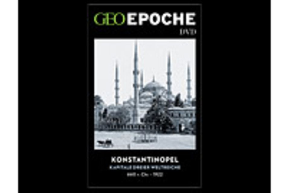 BYZANTINISCHES REICH: DVD: Konstantinopel