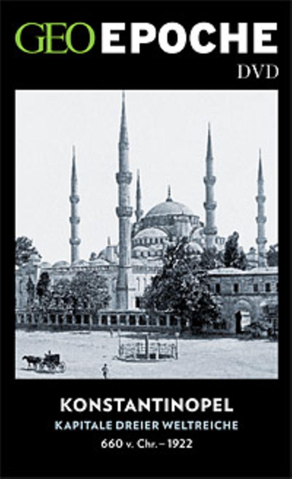 """BYZANTINISCHES REICH: Die DVD zu GEOEPOCHE Nr. 78 """"Byzanz"""""""
