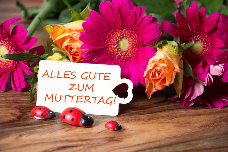 Bastelideen: Zum Muttertag könnt ihr mit einer kleinen Aufmerksamkeit viel Freude schenken!