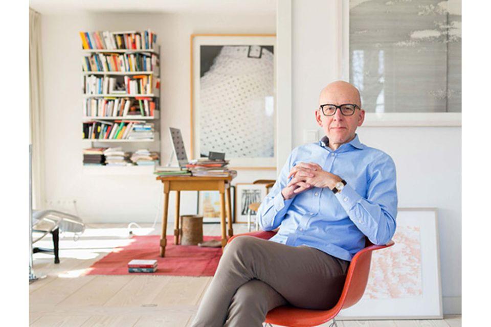 Angst: Heinz Bude ist Gesellschaftsforscher in Kassel und untersucht, wie Stimmungen entstehen. Denn die jeweils vorherrschende Gefühlslage der Bevölkerung gibt den Anstoß für politische Auseinandersetzungen - und kann entscheidend sein für die Entwicklung eines Staates