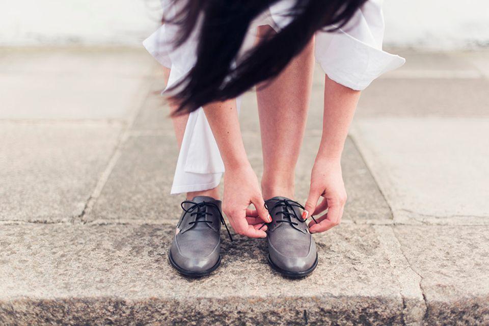 Nachhaltige Mode: Die veganen Schuhe von Bourgeois Boheme wurden schon an Stars wie Natalie Portman oder Bryan Adams gesichtet