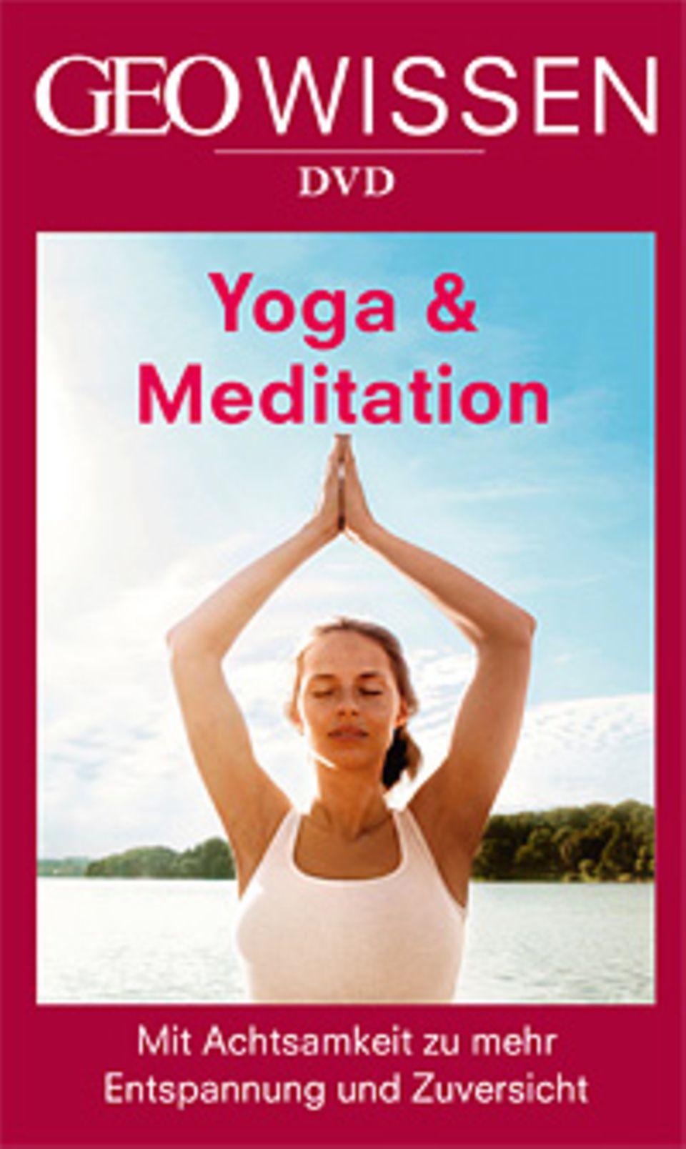 GEO WISSEN: DVD: Yoga und Meditation