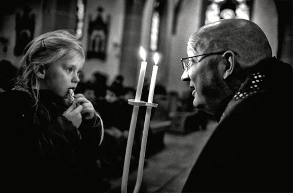 Angst: »Der Herr behüte dein Leben«, sagt Pfarrer Wahl, wenn er einen Segen für Leib und Seele ausspricht. Allein diese Gewissheit kann schon manche Angst lindern