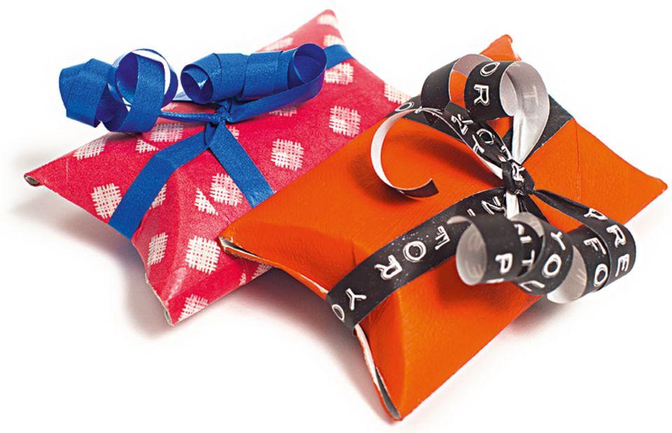 Basteltipp: Fertig ist eure Geschenkebox!