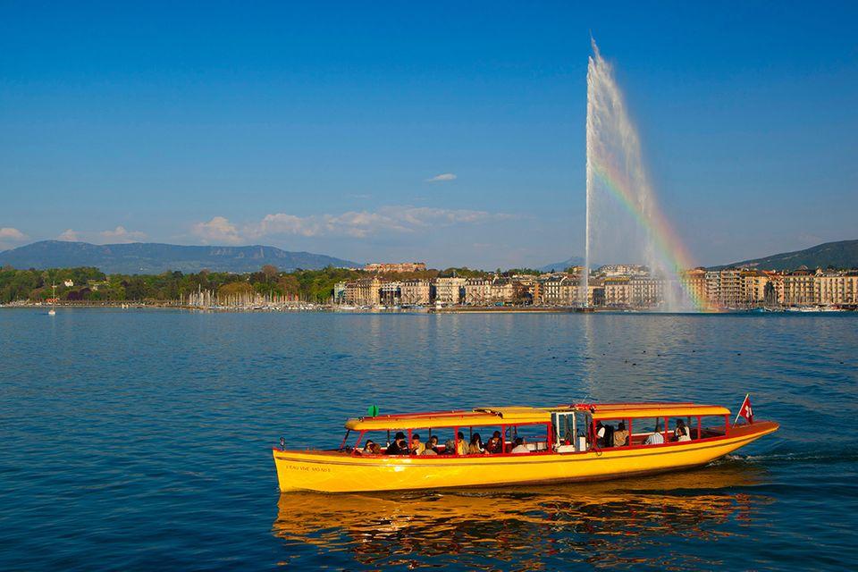 Schweiz: Genf günstig erleben