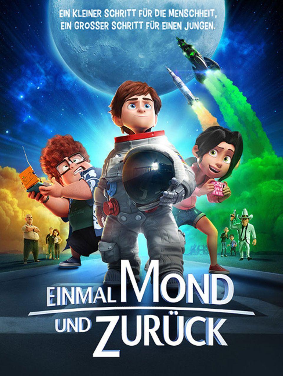 Film: Kinotipp: Einmal Mond und zurück