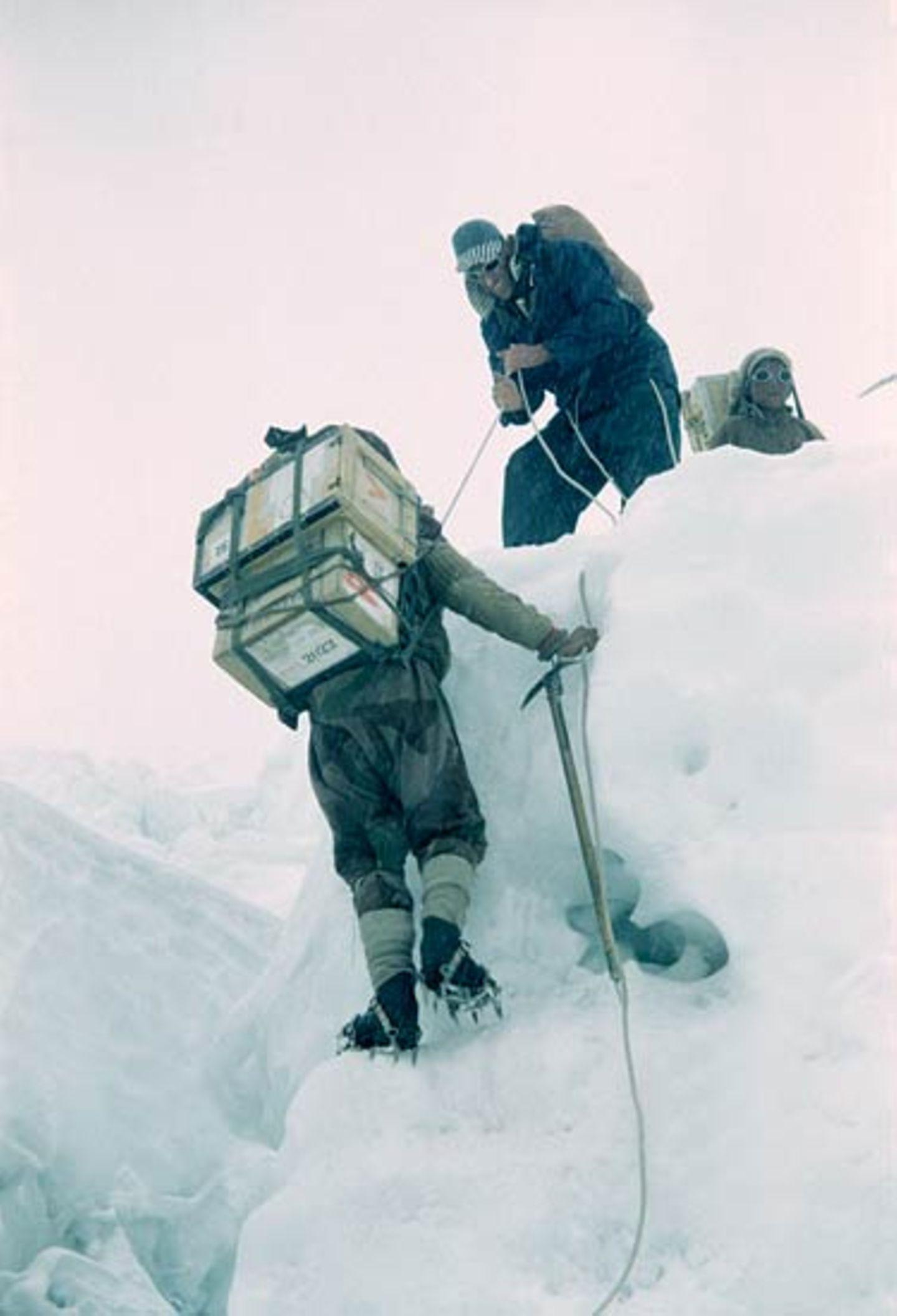 Mount Everest: Der Gipfel der Versuchung - Bild 12