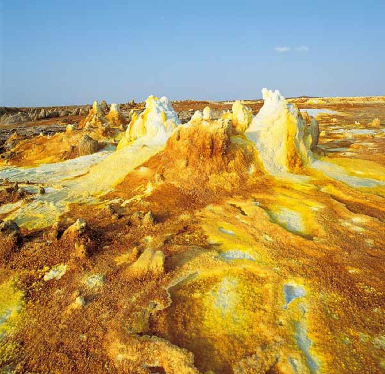 Geologie: Brennpunkt Rift Valley