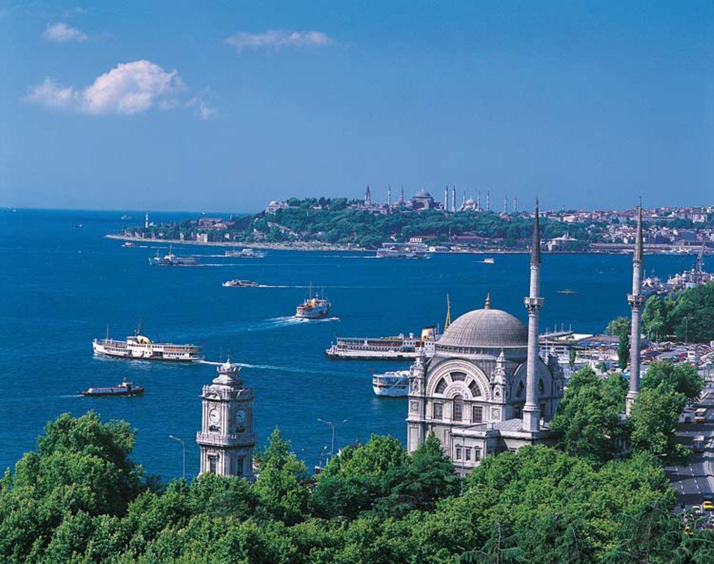 Istanbul: Die Pracht am Goldenen Horn