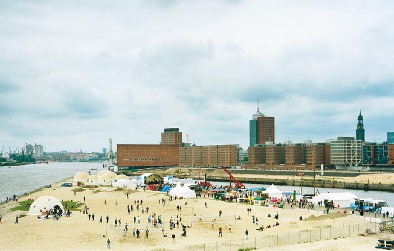 Hamburgs neues Zentrum: Die Hafencity