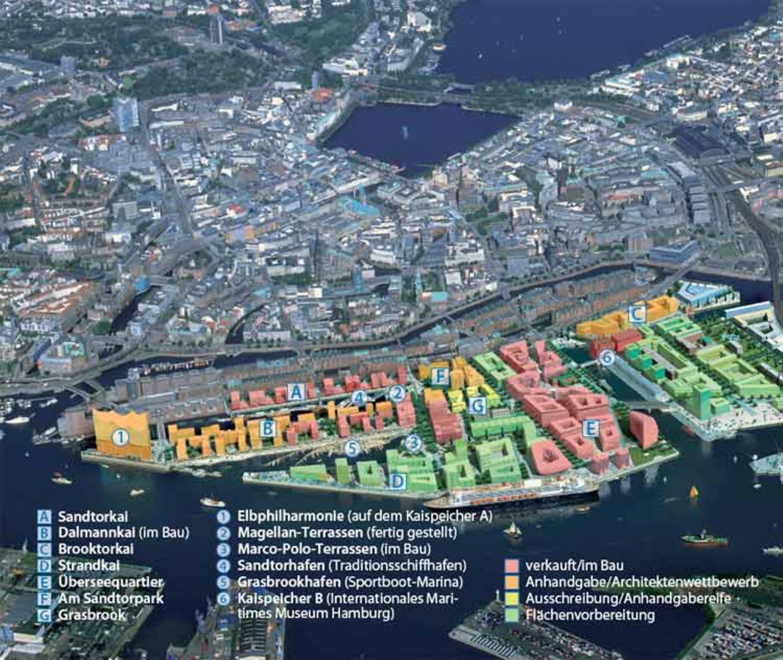 Hamburgs neues Zentrum: Die Hafencity - Bild 7