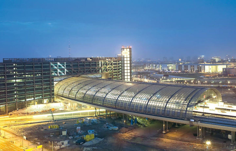 Hauptbahnhof Berlin: Palast der Züge - Bild 3