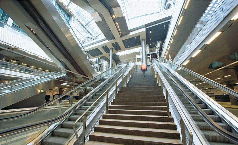 Hauptbahnhof Berlin: Palast der Züge - Bild 4