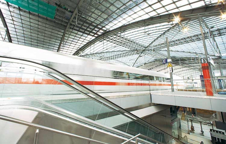 Hauptbahnhof Berlin: Palast der Züge - Bild 8