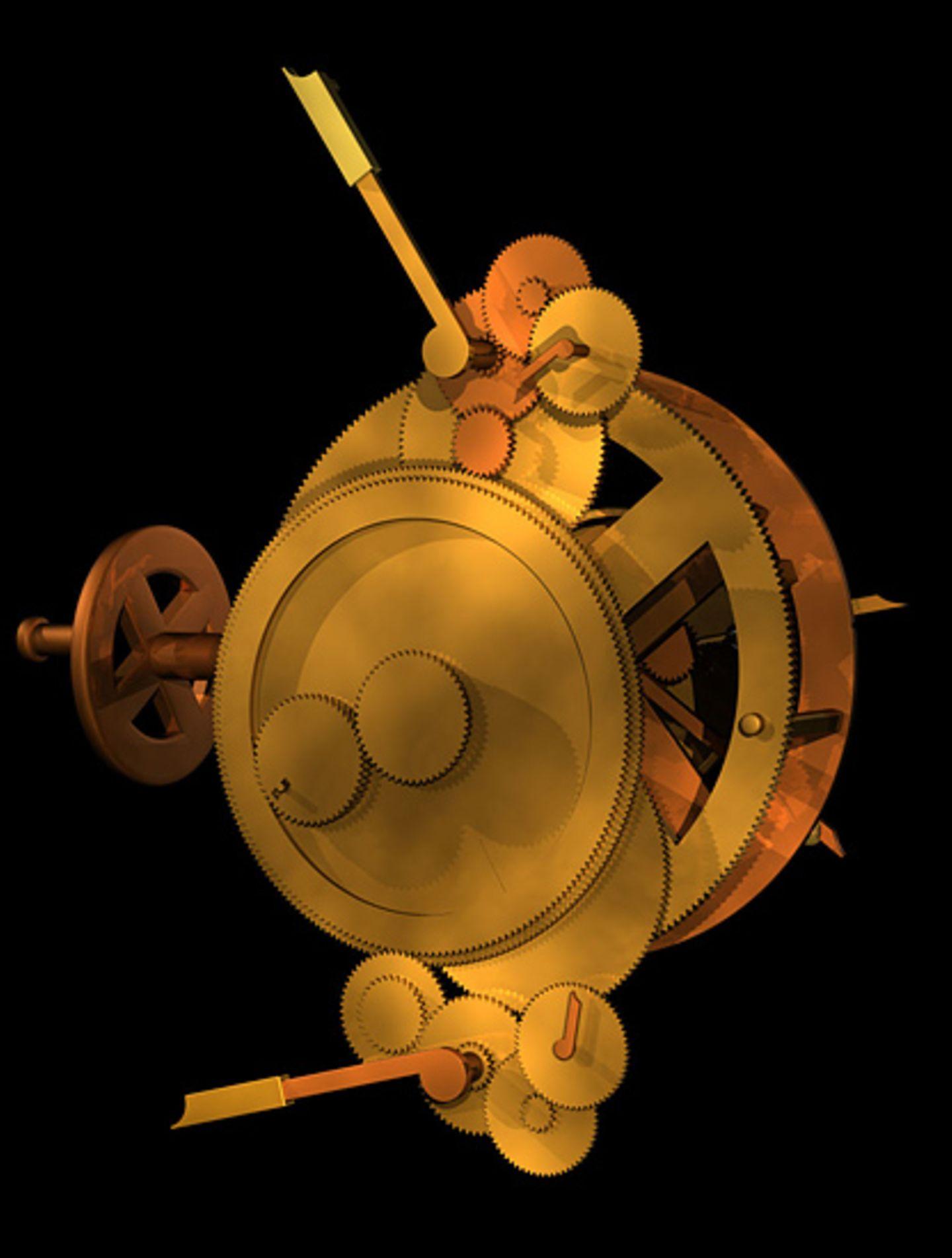 Der Mechanismus von Antikythera