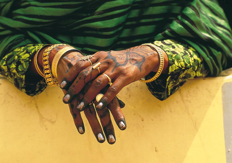 Fotogalerie: Die Sprache der Hände