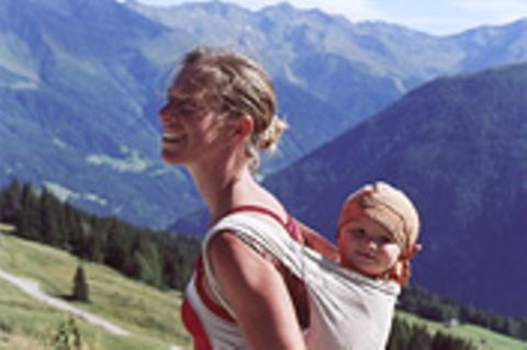 Fotogalerie: Südtirol mit Kindern