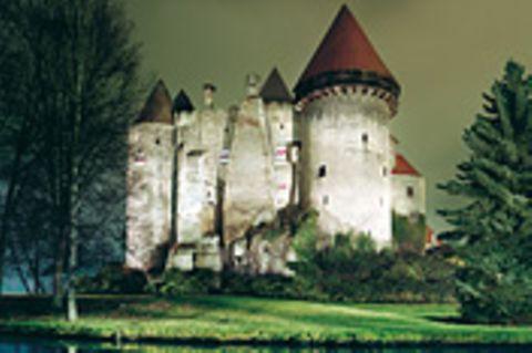 Mittelalter: Fotos: Burgen in Deutschland