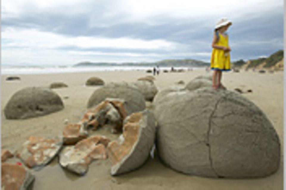 Fotogalerie: Neuseeland mit Kindern