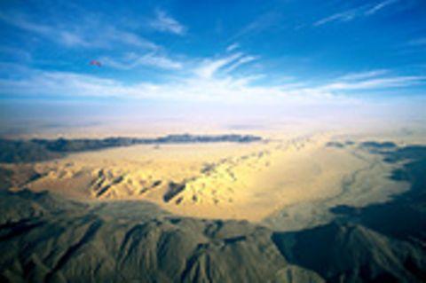 Fotogalerie: Afrika aus der Luft