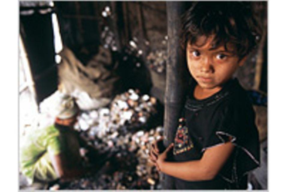 Bangladesch: Vom Reichtum im Abfall