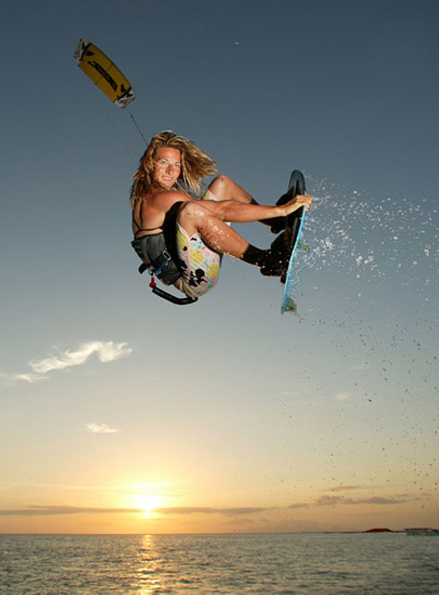 Fotogalerie: Kitesurfen - Bild 7
