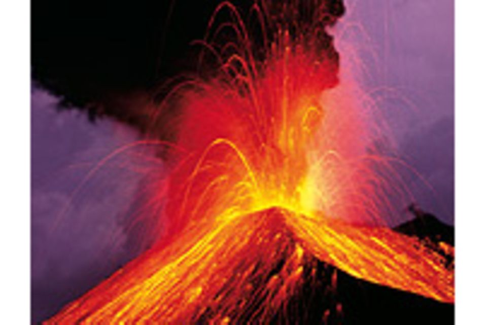 Fotogalerie: Feuer, Lava, Asche