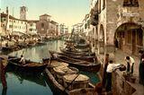 Fotogalerie: Damals in Venedig - Bild 6