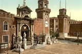 Fotogalerie: Damals in Venedig - Bild 7