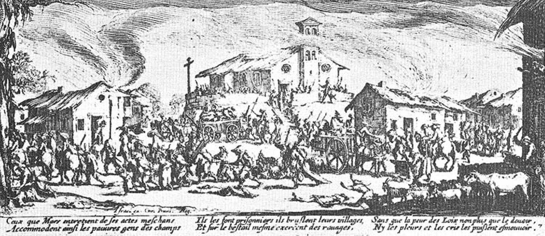"""Bildessay: Callots """"Schrecken und Jammer des Krieges"""" - Bild 6"""