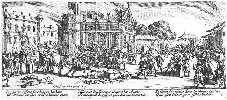 """Bildessay: Callots """"Schrecken und Jammer des Krieges"""" - Bild 7"""