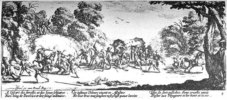 """Bildessay: Callots """"Schrecken und Jammer des Krieges"""" - Bild 8"""