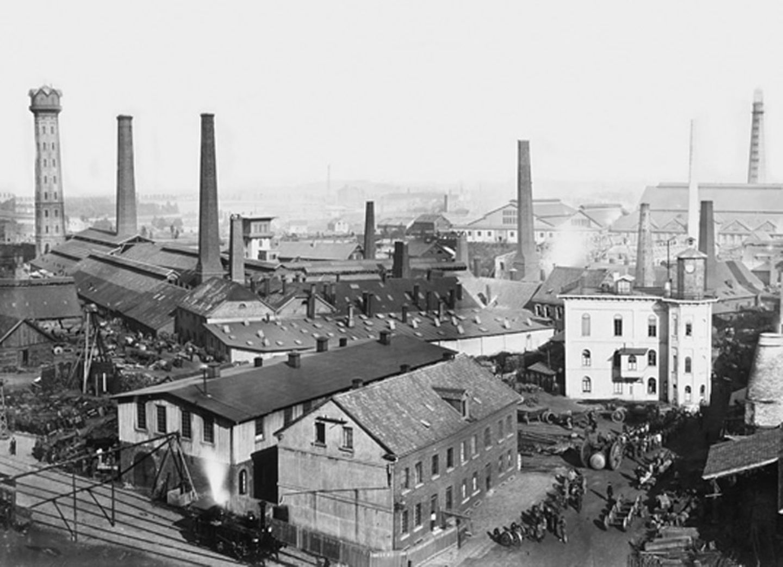 Industrielle Revolution: Fotoshow: Krupps Fabrikstadt - Bild 3