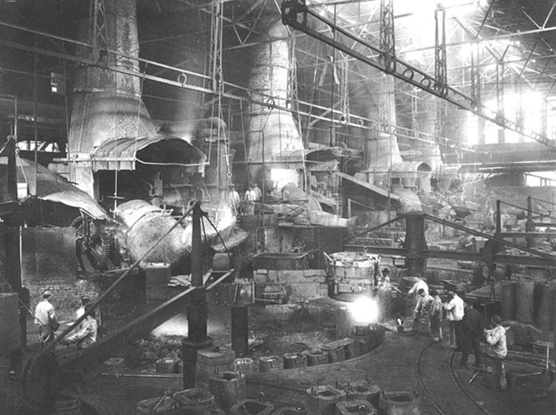 Industrielle Revolution: Fotoshow: Krupps Fabrikstadt - Bild 8