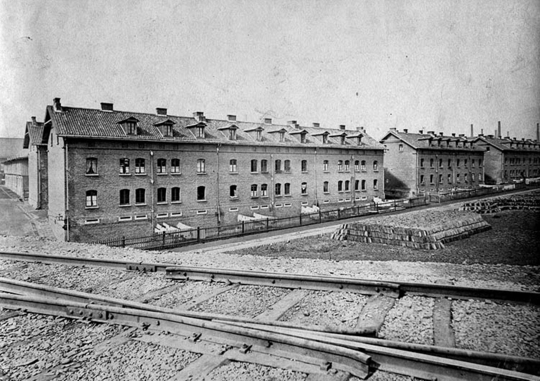 Industrielle Revolution: Fotoshow: Krupps Fabrikstadt - Bild 12
