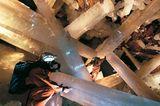 Höhlenforschung: In der Kammer der Kristallriesen