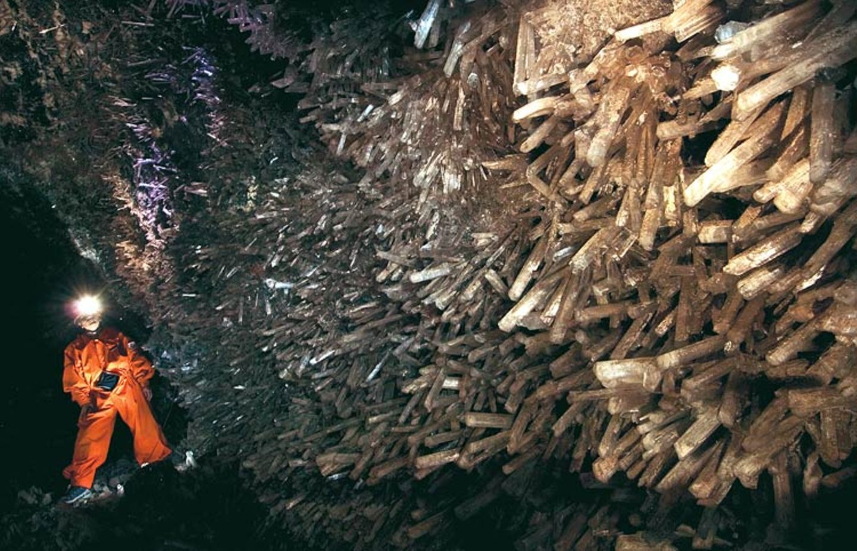 Höhlenforschung: In der Kammer der Kristallriesen - Bild 2