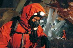 Höhlenforschung: In der Kammer der Kristallriesen - Bild 4