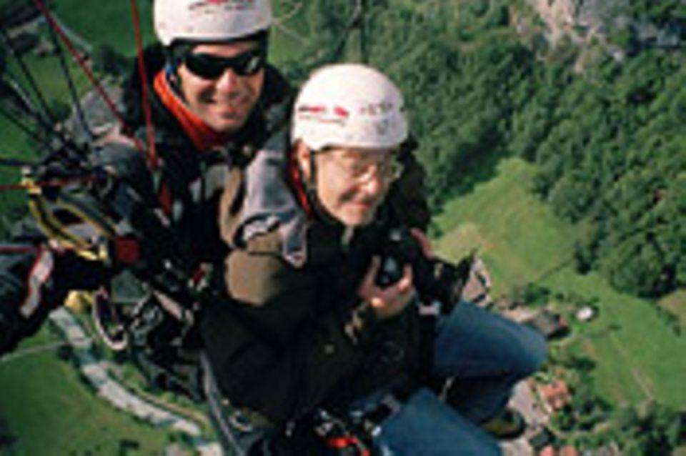 Fotografischer Höhenflug