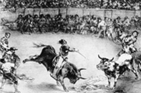 Spanische Geschichte: Bildessay: Goyas Schreckgespenster