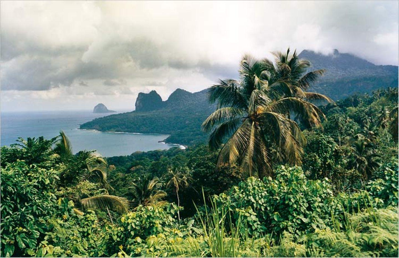 São Tomé & Príncipe: Inseln der Illusionen - Bild 4