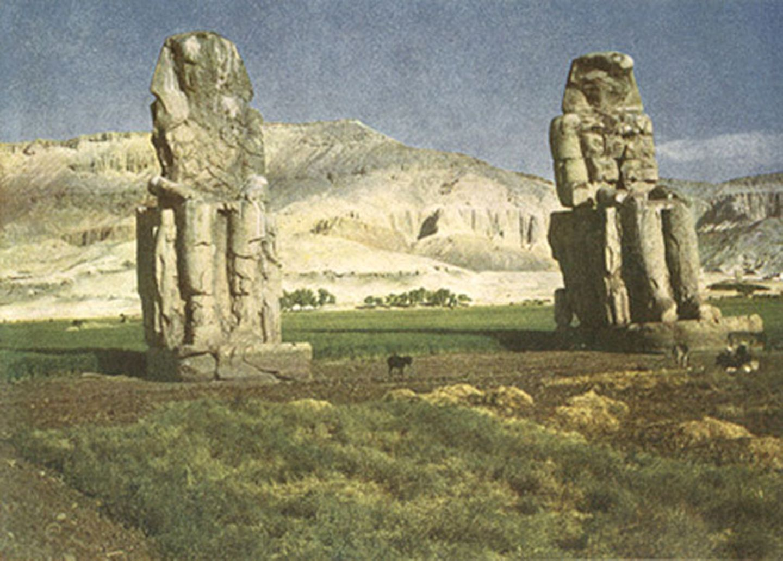 Altes Ägypten: Memnon in Not