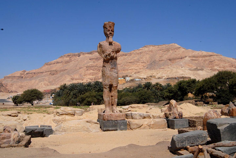 Altes Ägypten: Memnon in Not - Bild 5