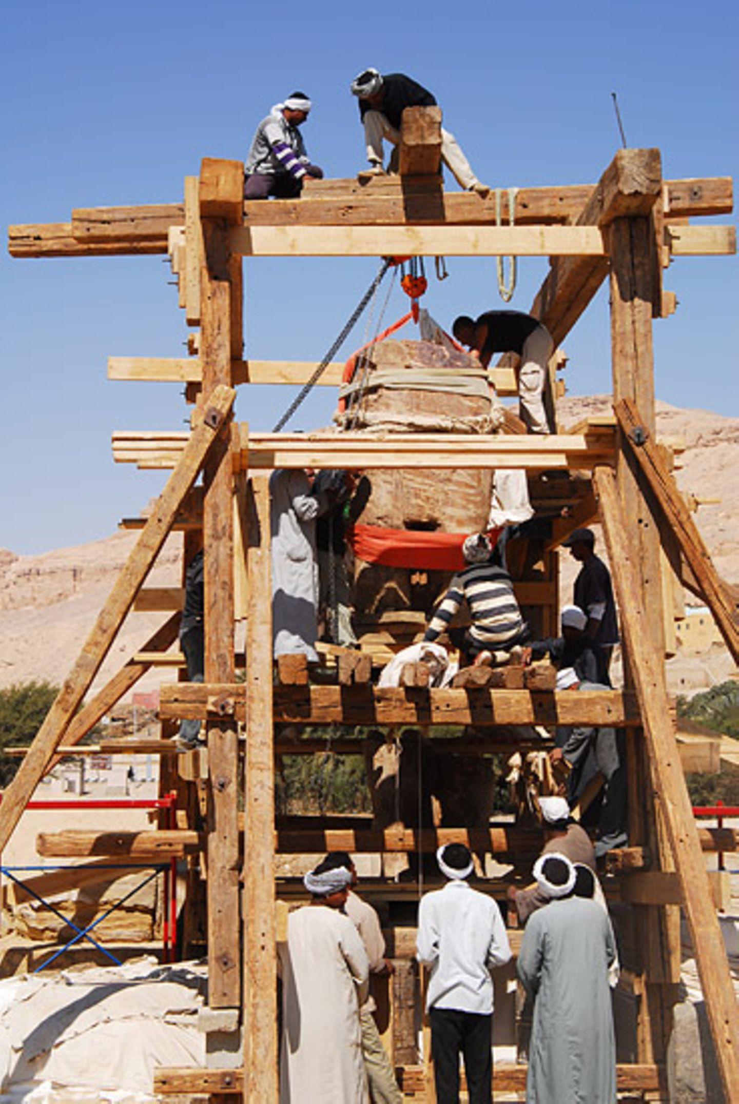 Altes Ägypten: Memnon in Not - Bild 6
