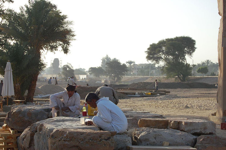Altes Ägypten: Memnon in Not - Bild 7