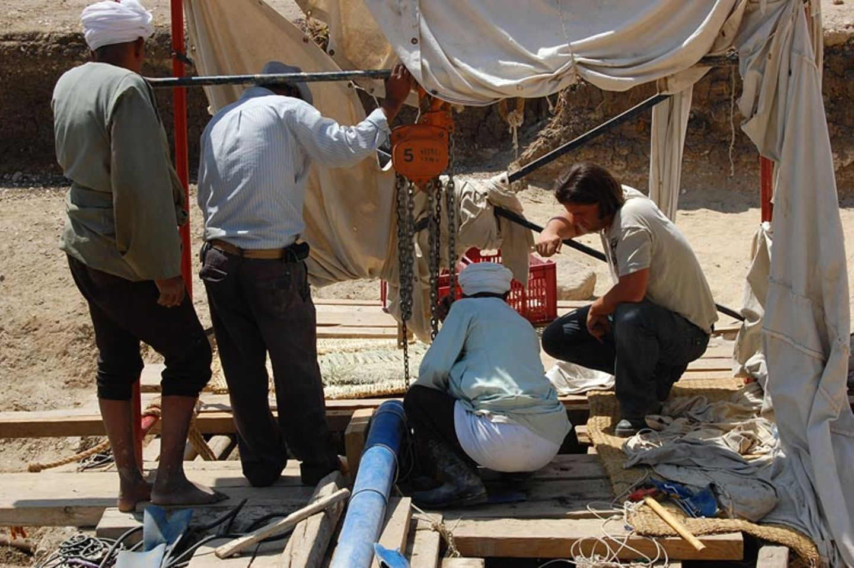 Altes Ägypten: Memnon in Not - Bild 12