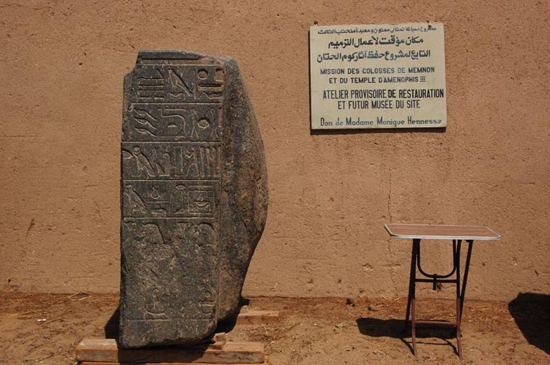 Altes Ägypten: Memnon in Not - Bild 13