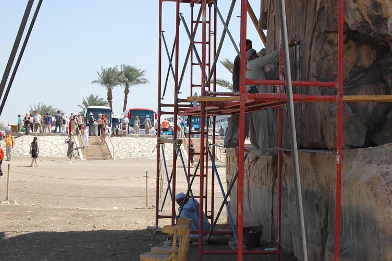 Altes Ägypten: Memnon in Not - Bild 14